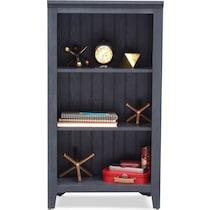 sidney blue bookcase