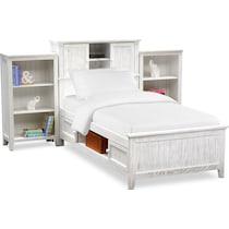 sidney white  pc full bedroom