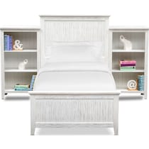 sidney white  pc twin bedroom