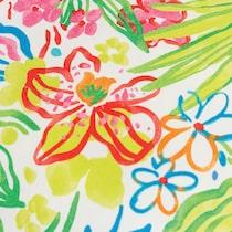 silvi multicolor outdoor pillow