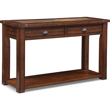 Slate Ridge Sofa Table