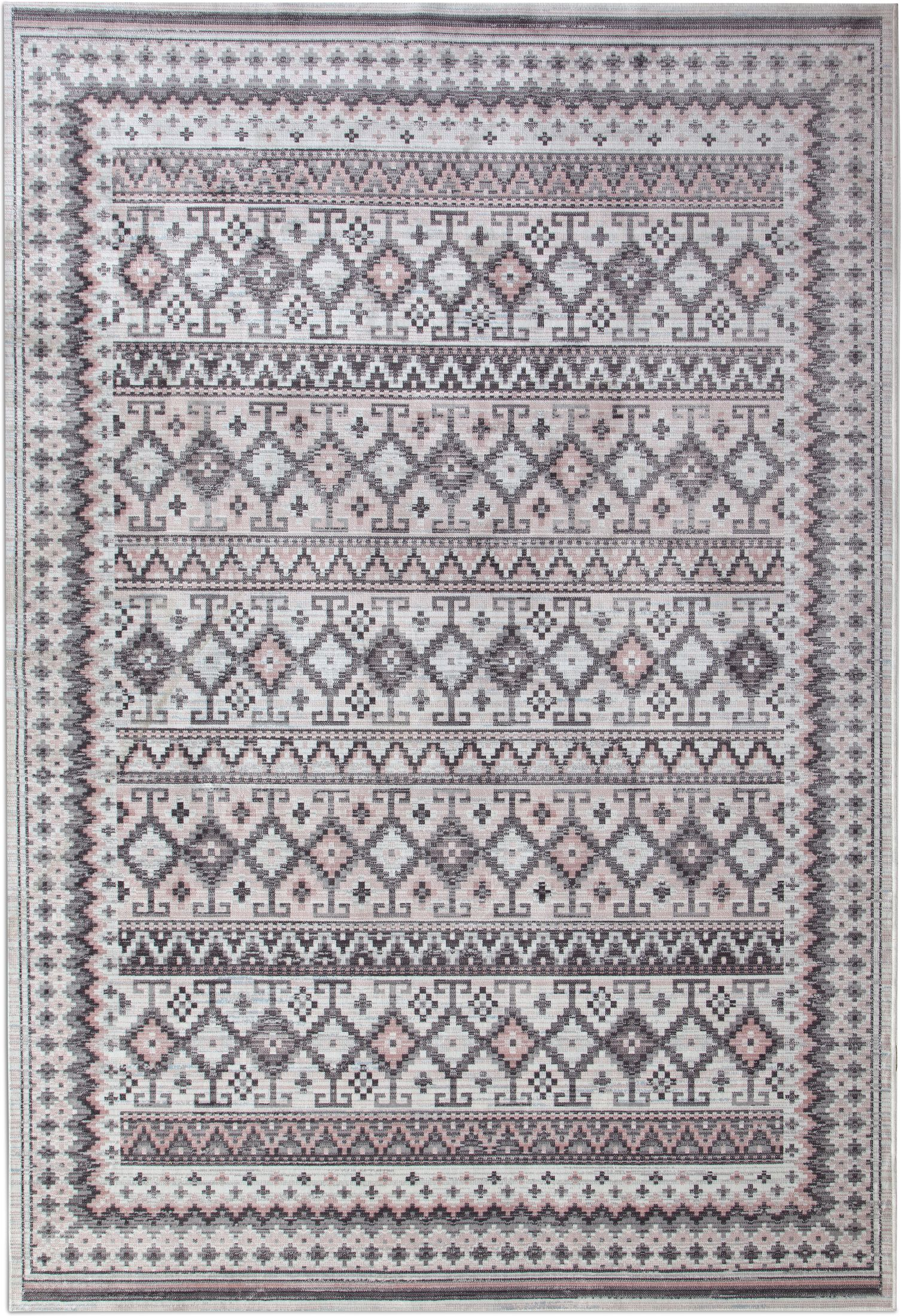 Rugs - Sonoma Area Rug - Blush