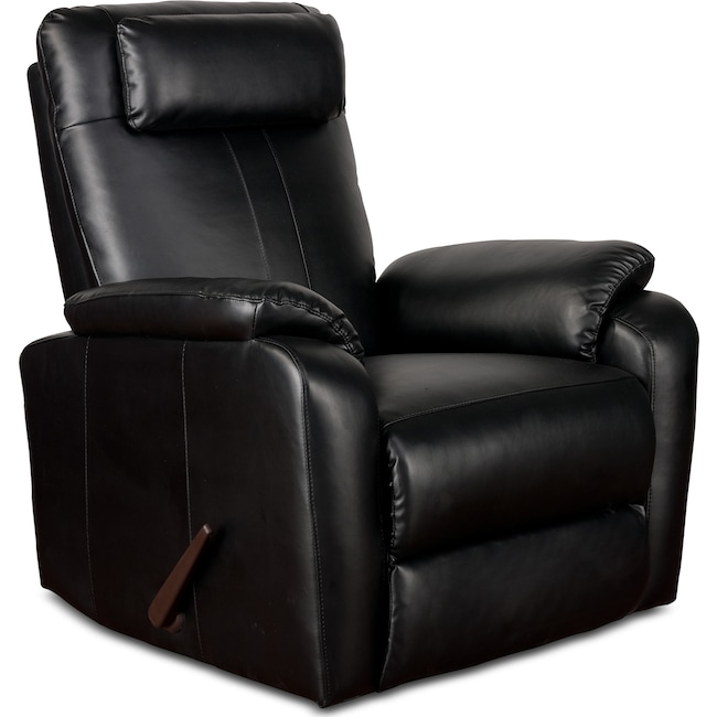 Living Room Furniture - Sparta Rocker Recliner