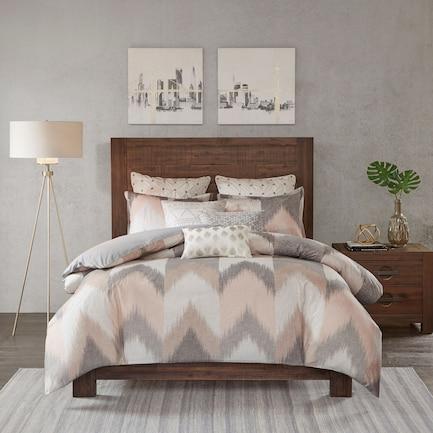 Stowe Full/Queen Comforter Set