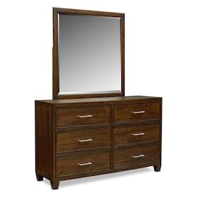 Sullivan Dresser and Mirror