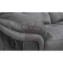 tacoma manual black sofa