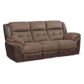 Tacoma Manual Reclining Sofa