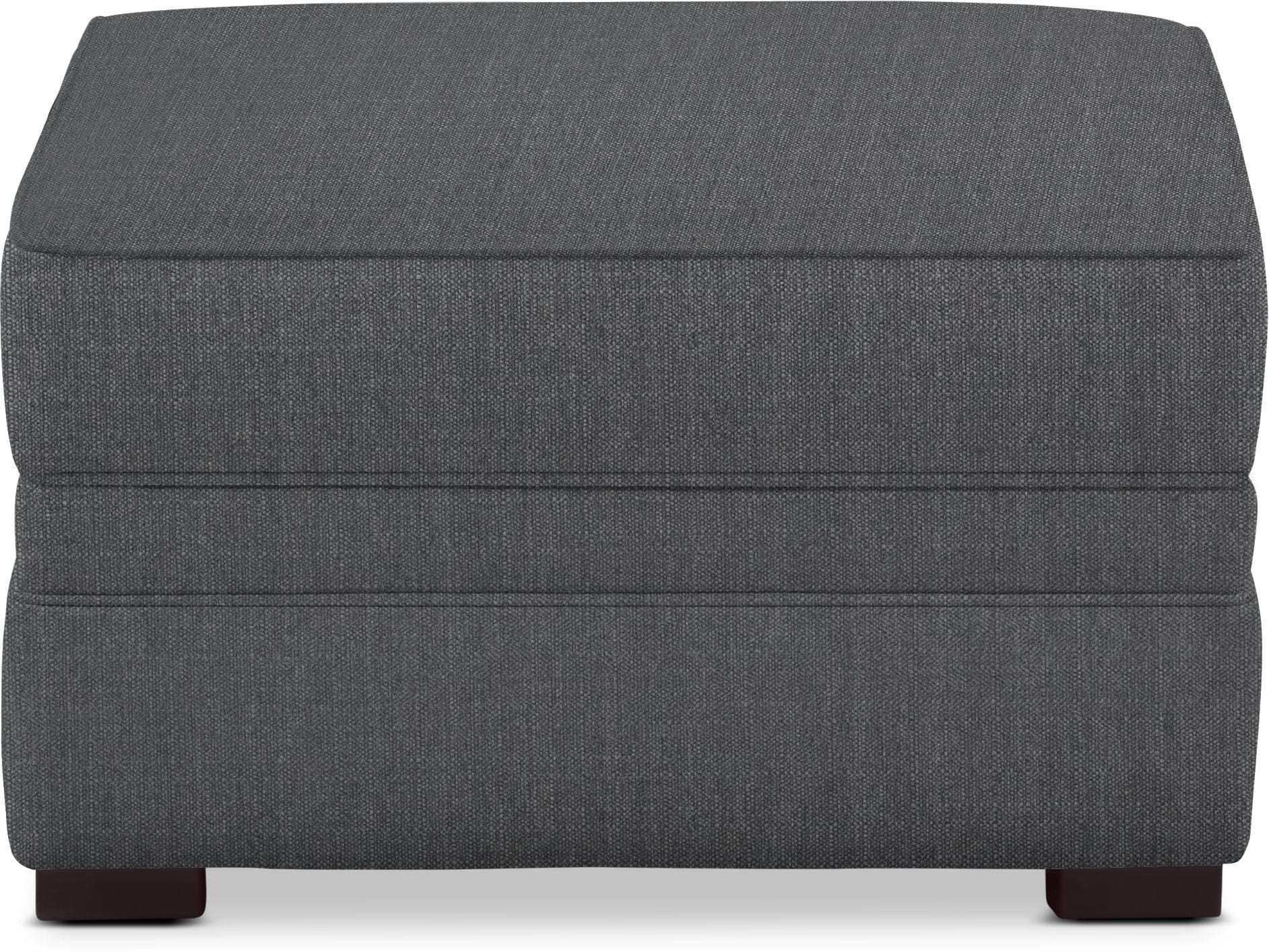 Living Room Furniture - Tallulah Ottoman