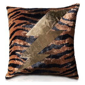 Tiger Lightning Pillow