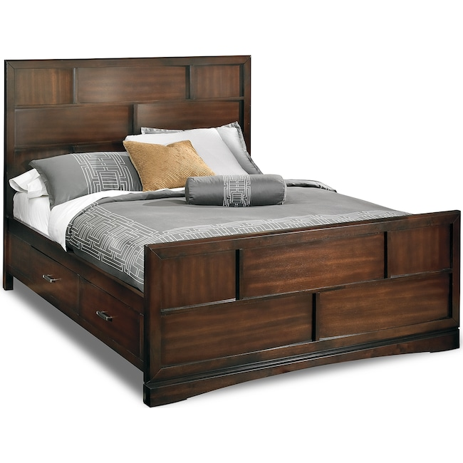 Bedroom Furniture - Toronto Storage Bed