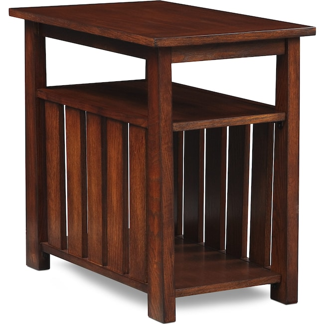 Accent and Occasional Furniture - Tribute Chairside Table