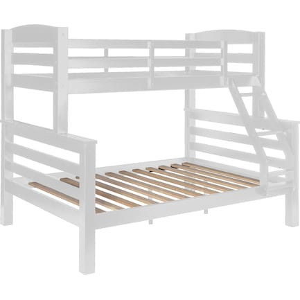 Tucker Twin over Full Bunk Bed - White