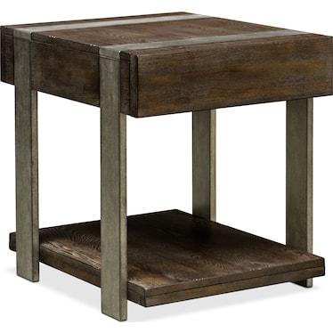 Union City End Table