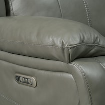 vince gray  pc power reclining sectional