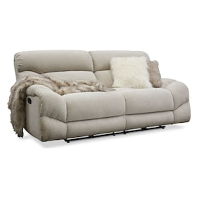 Wave Manual Reclining Sofa