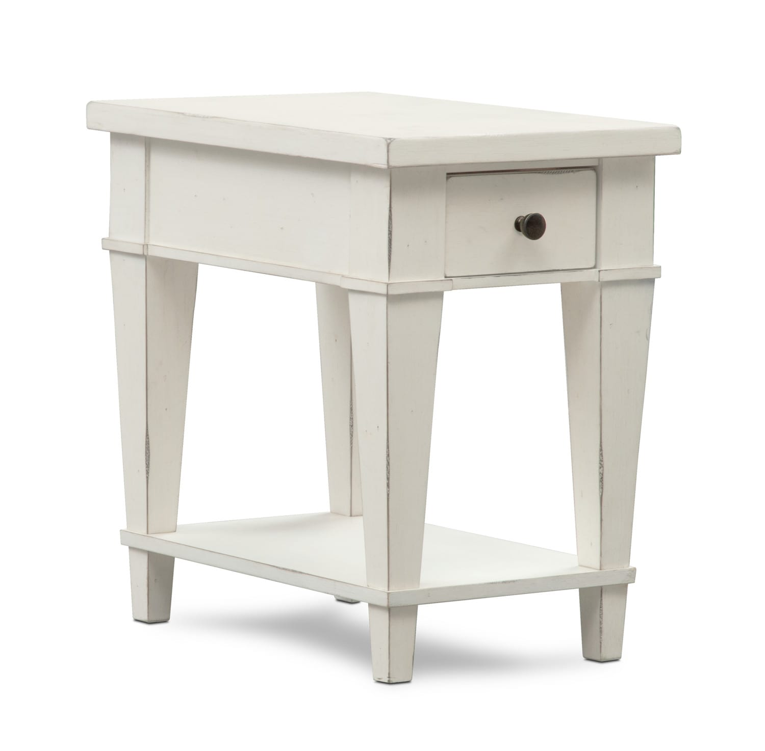 Accent and Occasional Furniture - Waverly Chairside Table