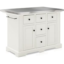 wells black and white  pc counter height dining room