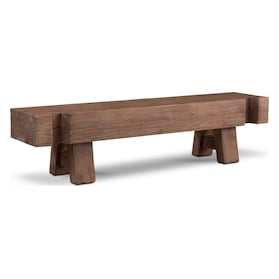 Wessex Bench - Reclaimed Pine