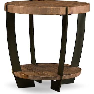 Wessex End Table