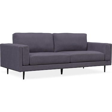 "West End 96"" Sofa - Gray"