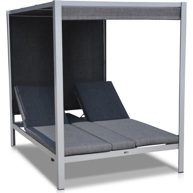 Outdoor Furniture - Wildwood Outdoor Daybed Gazebo