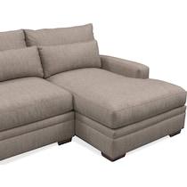 winston gray sofa