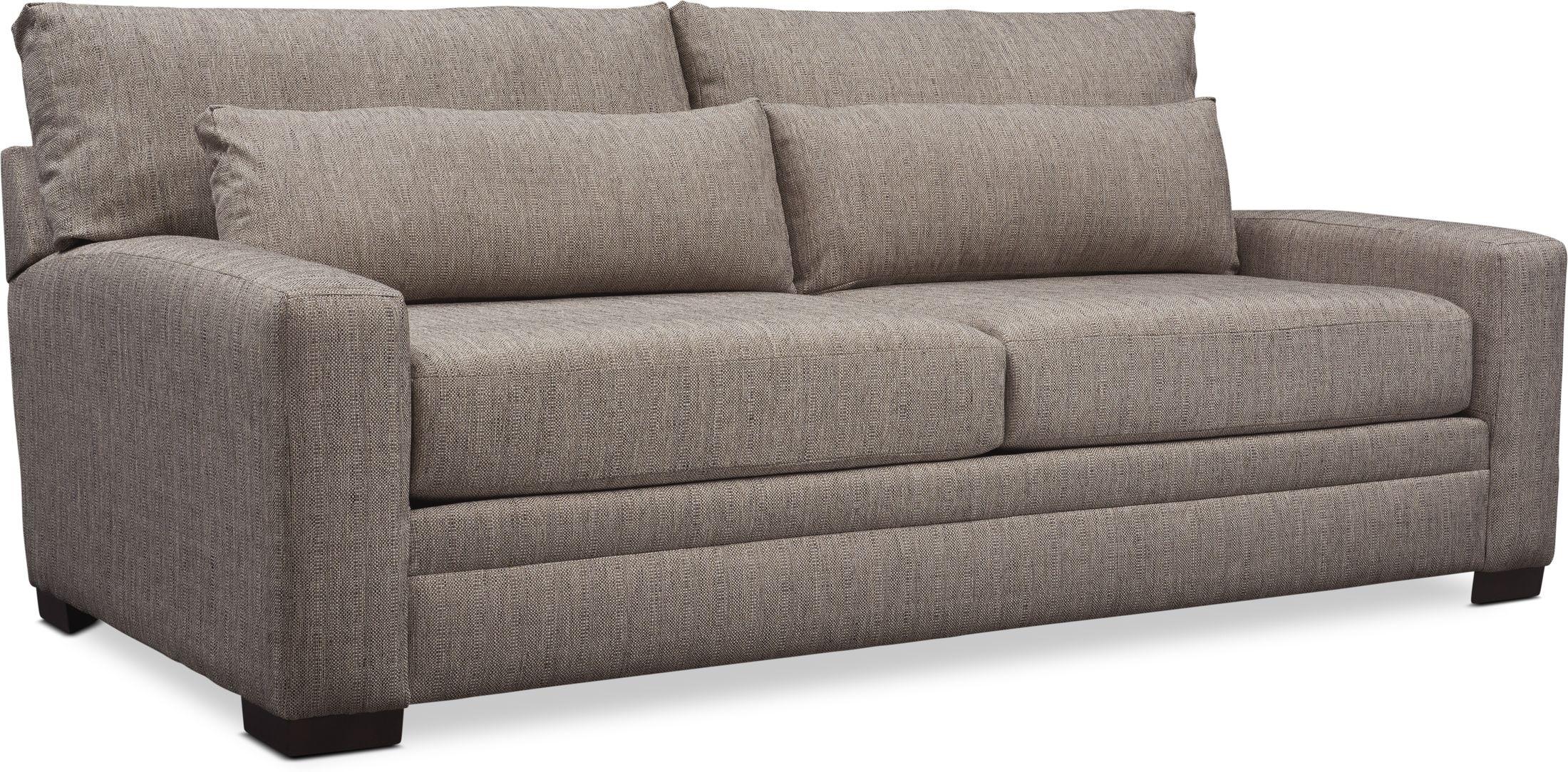 Living Room Furniture - Winston Sofa