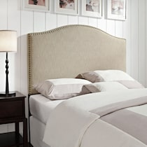 wyatt linen full queen headboard