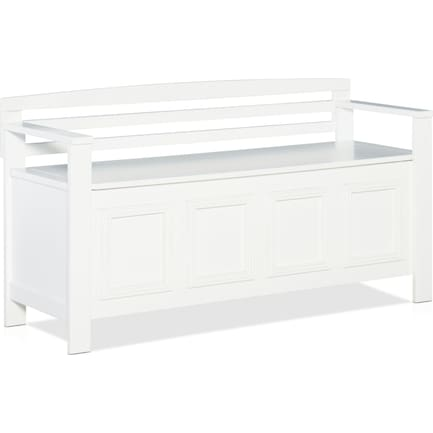 Wylie Storage Bench